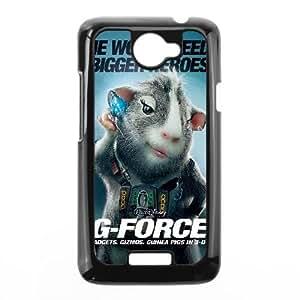 HTC One X Black phone case Disney Cartoon Comic Series G-Force QBC3085827