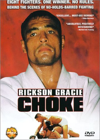 Rickson Gracie: Choke by Manga Video
