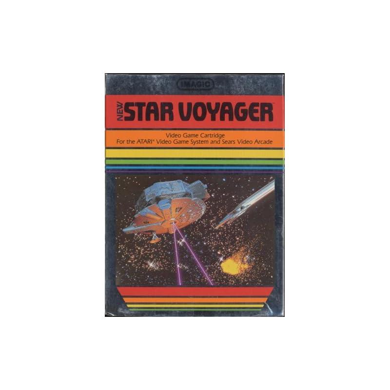 Star Voyager (Atari 2600)