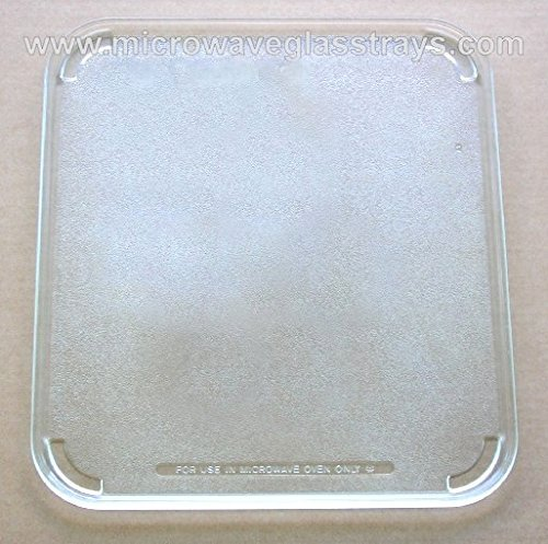 Pre Owned Microwave Oven Glass Tray 15 3/4