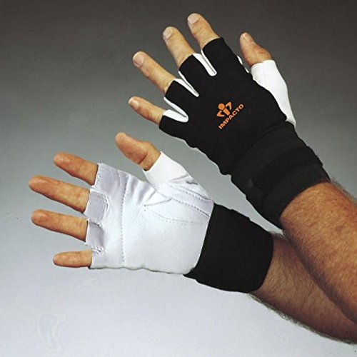 Impacto Ergonomic Anti-Impact Glove with Wrist Support - X-small