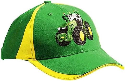 John Deere gorra para niños: Amazon.es: Ropa y accesorios