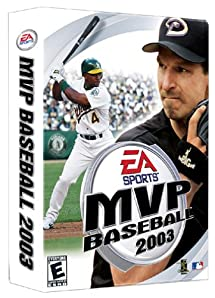 Amazon.com: MVP Baseball 2003 - PC: Video Games