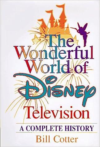 The Wonderful World of Disney Television: A Complete History: Amazon.es: Cotter, Bill: Libros en idiomas extranjeros