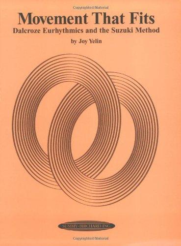 Meter Movement (Movement That Fits: Dalcroze Eurhythmics and the Suzuki Method)