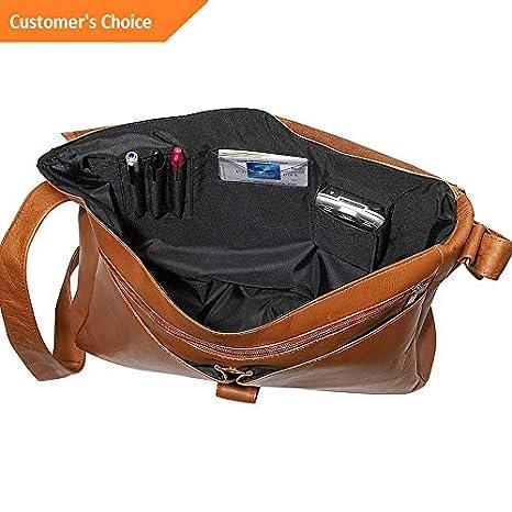 6315 | East//West 1//2 Flap Messenger 3 Colors Messenger Bag NEW Model LGGG Sandover David King Co