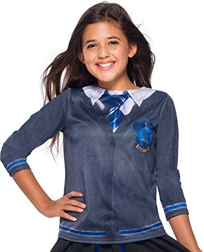 Rubie's Costume Co Unisex-Children Harry Potter Child's Costume Top, Ravenclaw