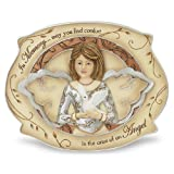 Pavilion Gift Company Elements 3-1/2-Inch by 4-Inch Self Standing Plaque, In Memory