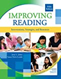 Improving Reading : Interventions Strategies and Resources W/ Cd, Johns, Jerry L. and Lenski, Susan, 0757568335