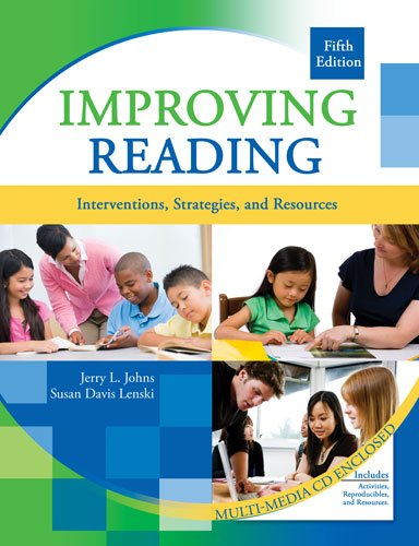 Improving Reading: Interventions, Strategies, and Resources W/ CD
