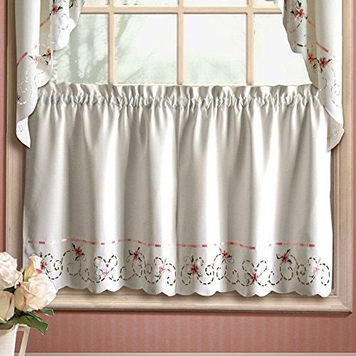 United Curtain Rachael Kitchen Tier