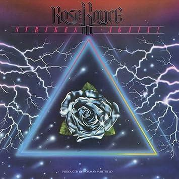 Rose Royce Rose Royce Strikes Again Wea Musik Gmbh Wb 56 527