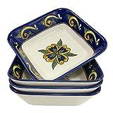 Le Souk Ceramique RY38 Ceramic Stoneware, Blue