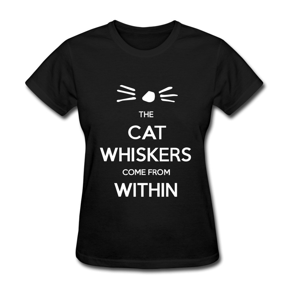 FHY Women\'s Dan And Phil Cat Whiskers T-shirts