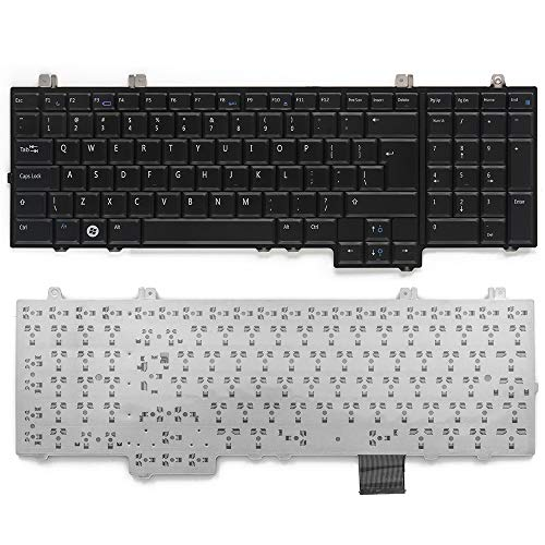MACHENIKE Replacement Keyboard for Dell Studio 1735 1736 1737 Series US Layout -