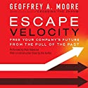 Escape Velocity: Free Your Company's Future from the Pull of the Past Audiobook by Geoffrey A. Moore Narrated by Rick Adamson