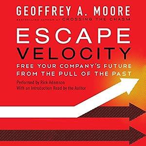 Escape Velocity Hörbuch