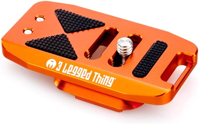 3 Legged Thing Base70 Pd Arca Und Peak Design Kamera