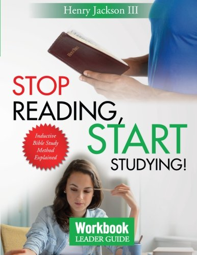 Stop Reading Start Studying Workbook product image