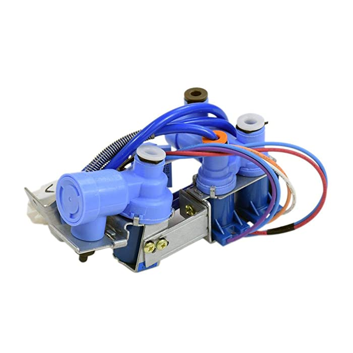 Lg AJU34125555 Refrigerator Water Inlet Valve Genuine Original Equipment Manufacturer (OEM) Part