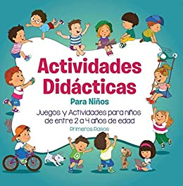 Amazon Com Actividades Didacticas Para Ninos Juegos Y Actividades