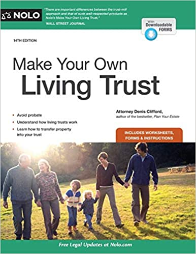 Image for Make Your Own Living Trust