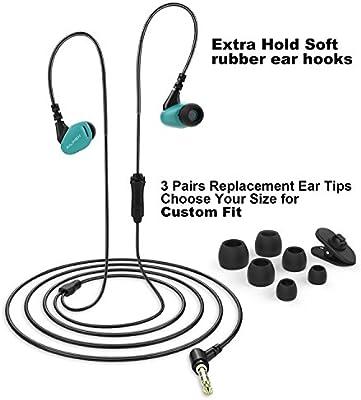 Ailihen X2 Auriculares Deporte para Correr, Auriculares In Ear con ...