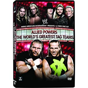 WWE: Allied Powers - The World's Greatest Tag Teams (2009)