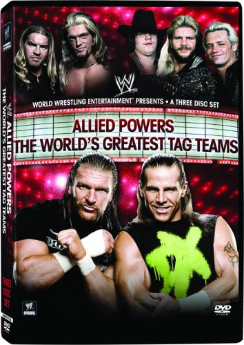 WWE: Allied Powers - The World's Greatest Tag Teams - Worlds Greatest Tag