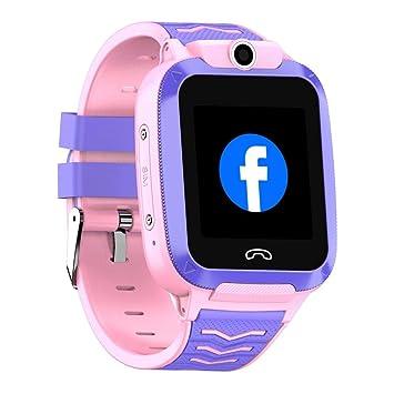 Womdee Teléfono Smart Watch para niños, 2019 Nuevo Reloj para ...
