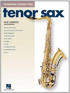 Amazon com: Great Tenor Sax Solos (Product Stock #673254
