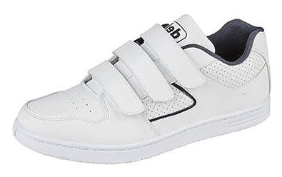b6f04156688c2 Dek Mens Trainers Training Shoes White Size UK 7-12: Amazon.co.uk ...