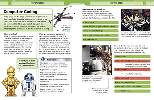 Star Wars Coding Projects: A Step-by-Step Visual Guide to Coding Your Own Animations, Games, Simulations an by DK Children (Image #2)