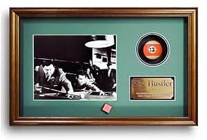 Amazon.com - The Hustler. Billiard Movie Memorabilia. Game ...
