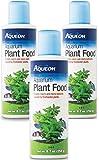 Aqueon Aquarium Plant Food, 8.7-Ounce (3 Pack)