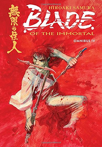 Blade of the Immortal Omnibus Volume 4 (Blade Design)