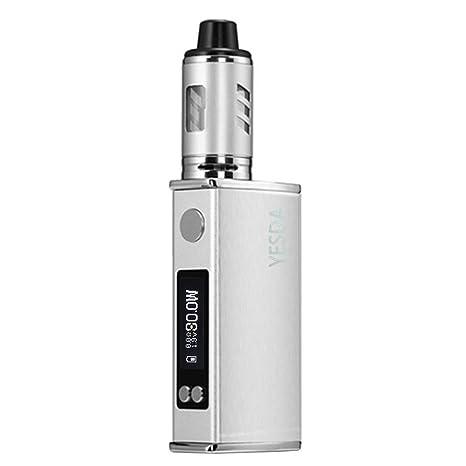 Cigarrillo Electrónico, 80W Función de Relleno a Tope Atomizer,Atomizadore Vapeador Kit de cigarrillo
