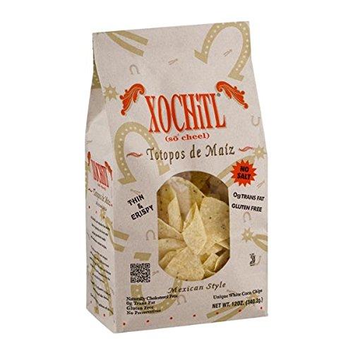 xochitl no salt corn chips - 8
