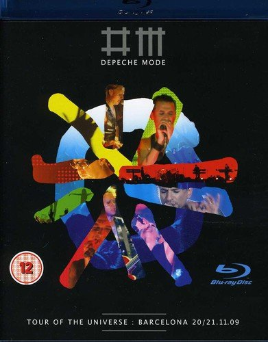 Tour of the Universe: Barcelona 20 / 21:11:09 [Blu-ray]