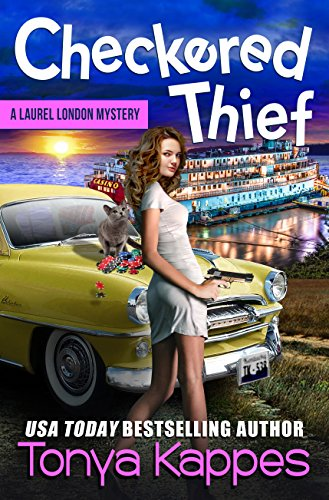 Checkered Thief : A Cozy Mystery (A Laurel London Mystery Book Two)