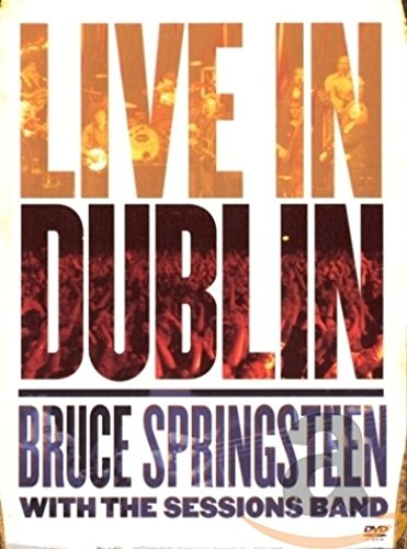 Blu-ray : BRUCE SPRINGSTEEN - Live In Dublin (Holland - Import, Pal Region 0)