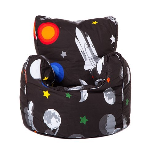 Ready Steady Bed Galaxy Design Children's Bean Bag Chair
