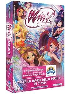 Winx Club Season 1.2.3.4. DVD in 6273 Gemeinde Ried im