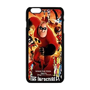 SANLSI Incredibles Case Cover For iPhone 6 Plus Case
