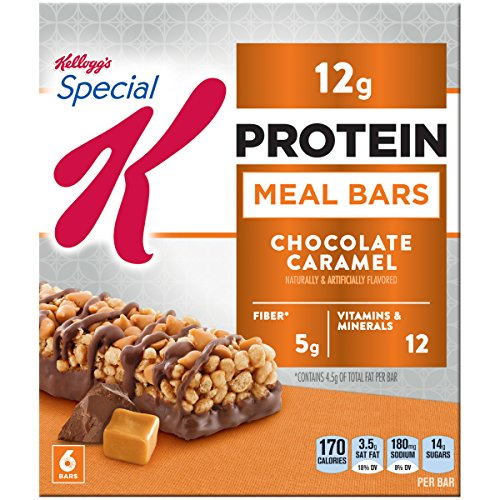 The 8 best cereal bars with high protein