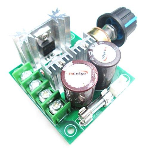 Hiletgo 12v 40v 10a Pulse Width Modulator Pwm Dc Motor