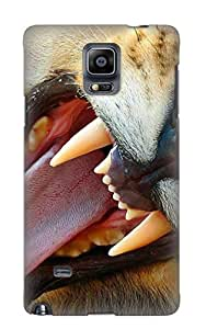 Storydnrmue Top Quality Rugged Animal Lion Case Cover Deisgn For Galaxy Note 4 For Lovers
