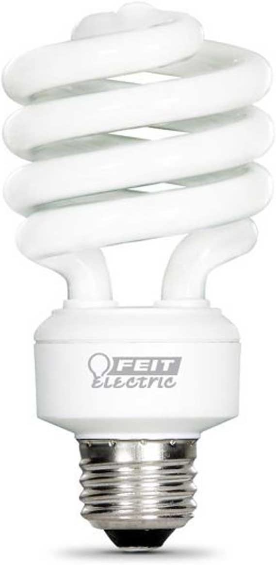 Feit Electric ESL23TM/ECO 23-Watt Compact Fluorescent Mini Twist Bulb, 100-Watt Incandescent Equivalent
