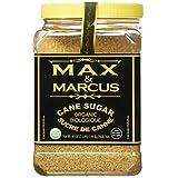 Max & Marcus Organic Cane Sugar - Demerara Gold, 3 Pound