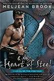 """Heart of Steel (A Novel of the Iron Seas)"" av Meljean Brook"
